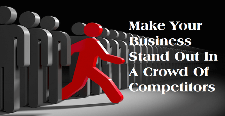 How to stand out amongst your Rivals